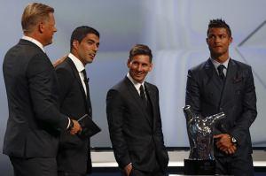 Les nominés pour le meilleur joueur d'Europe UEFA